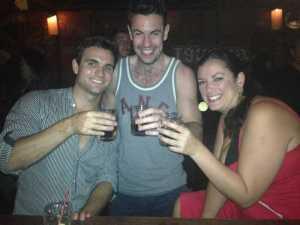 iguana bar bocas del toro