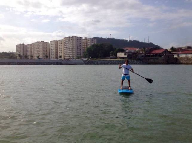 Panama Paddle