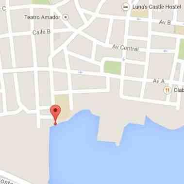 La Buat Map