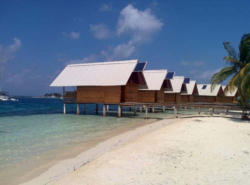 Isla Wailidup San Blas