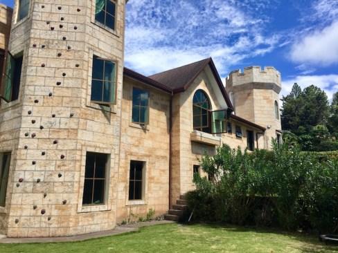 Bambuda Castle Boquete