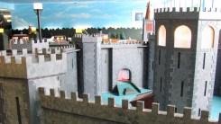 Minigolf Burg