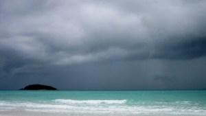 Böser Sturm