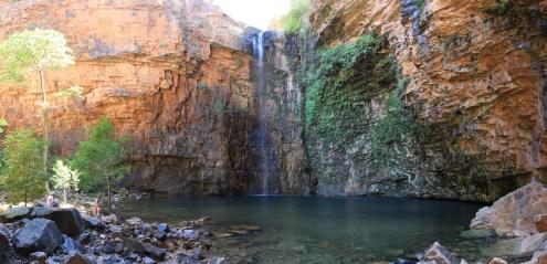 Emma Gorge Wasserfall