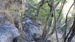 Wanderweg zum Gunlom Pool