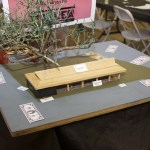 Model of the Puakea Learning Center