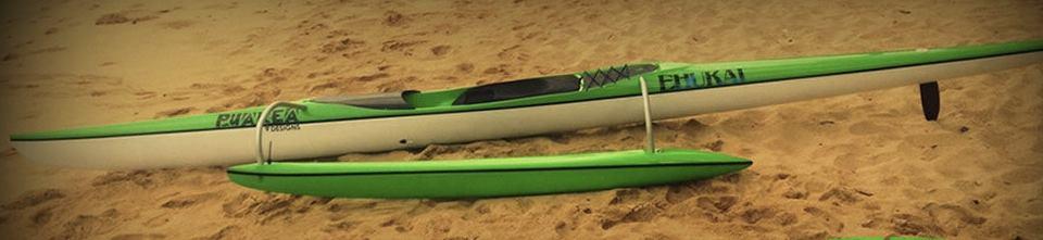 Come bid on this brand new ehukai canoe at the Casino Night fundraiser!