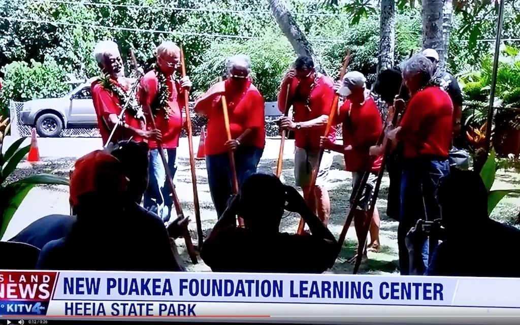 Puakea Learning Center Featured on KITV