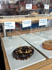 The offerings at Blue Star