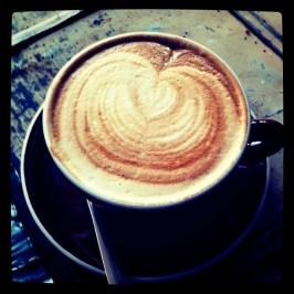 Coffee in Stumptown!