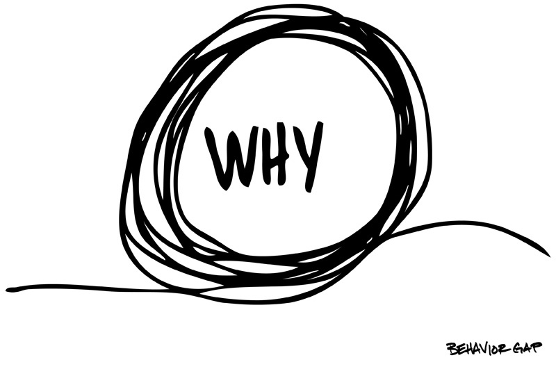"""Helping Time-Poor Investors: Practice Asking the """"Why"""