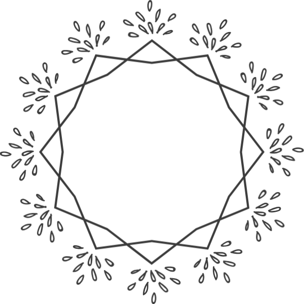 Free Online Flowers Patterns Borders Geometry Vector For