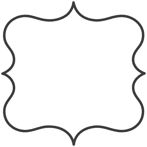 Free Online Box Border Basic Wireframes Vector For Design