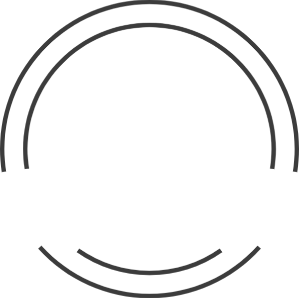 Free Online Double Circle Round Circle Vector For Design