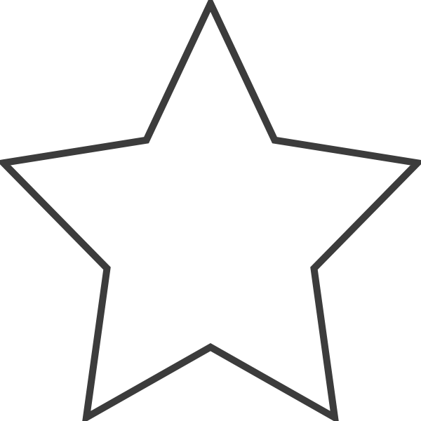 Free Online Five-point Star Pentagon Five-star Vector For