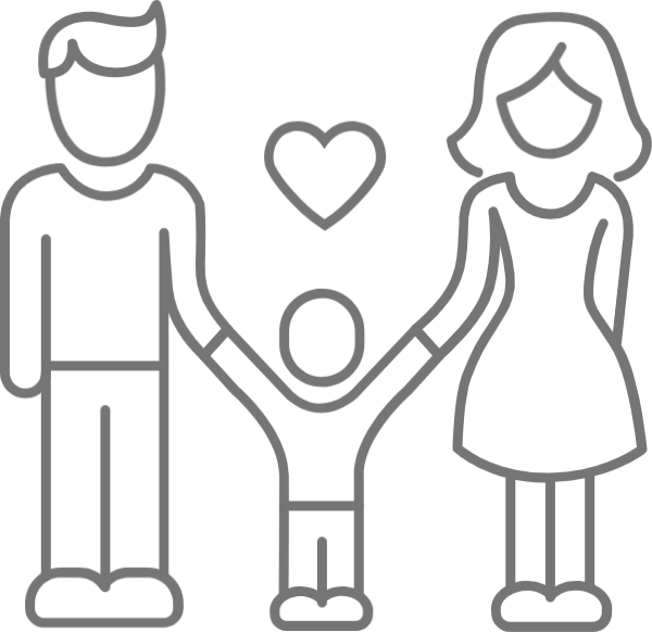 Free Online Family Home Love Couple Vector For Design