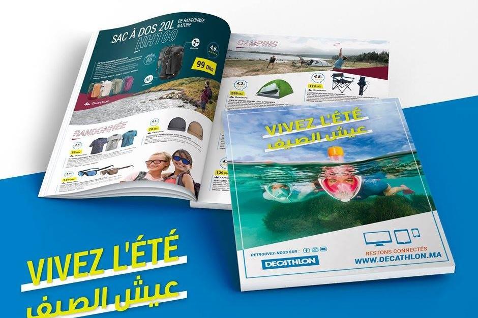 decathlon maroc catalogue d ete 2019