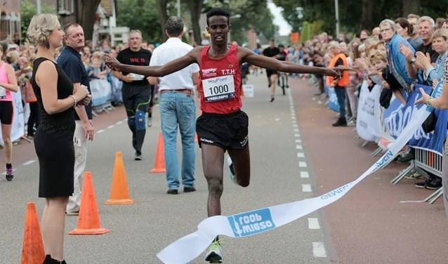 Grols talent Ibrahim Abdi Ali loopt naar zilver in