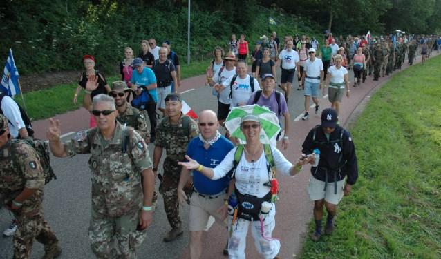 Bedden gezocht voor deelnemers Vierdaagse  De Brug Nijmegen