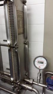 Heat exchanger doing its job