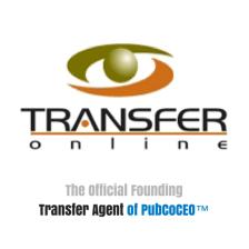 Official Founding Transfr Agent