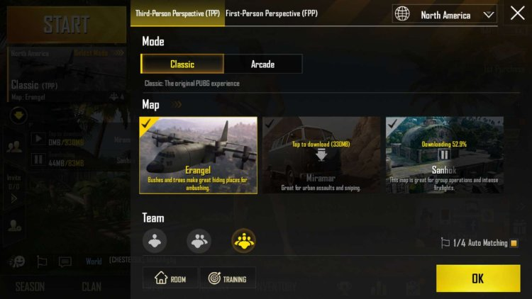 PUBG Mobile Sanhok Download