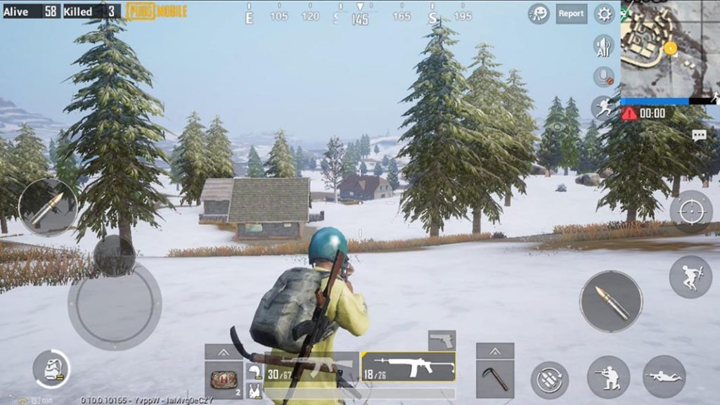 PUBG Mobile 0.10.0 Patch Vikendi Snow Map