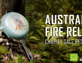 Australia Fire Relief Charity Sale Results