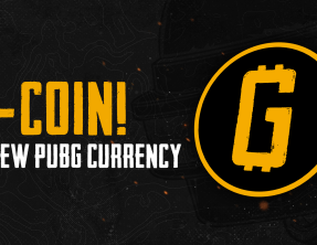 Introducing a new PUBG currency, G-Coin!