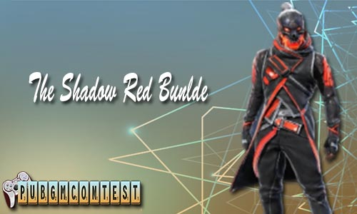 the shadow red bundle free fire