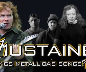 What if Dave Mustaine sings Metallica songs?