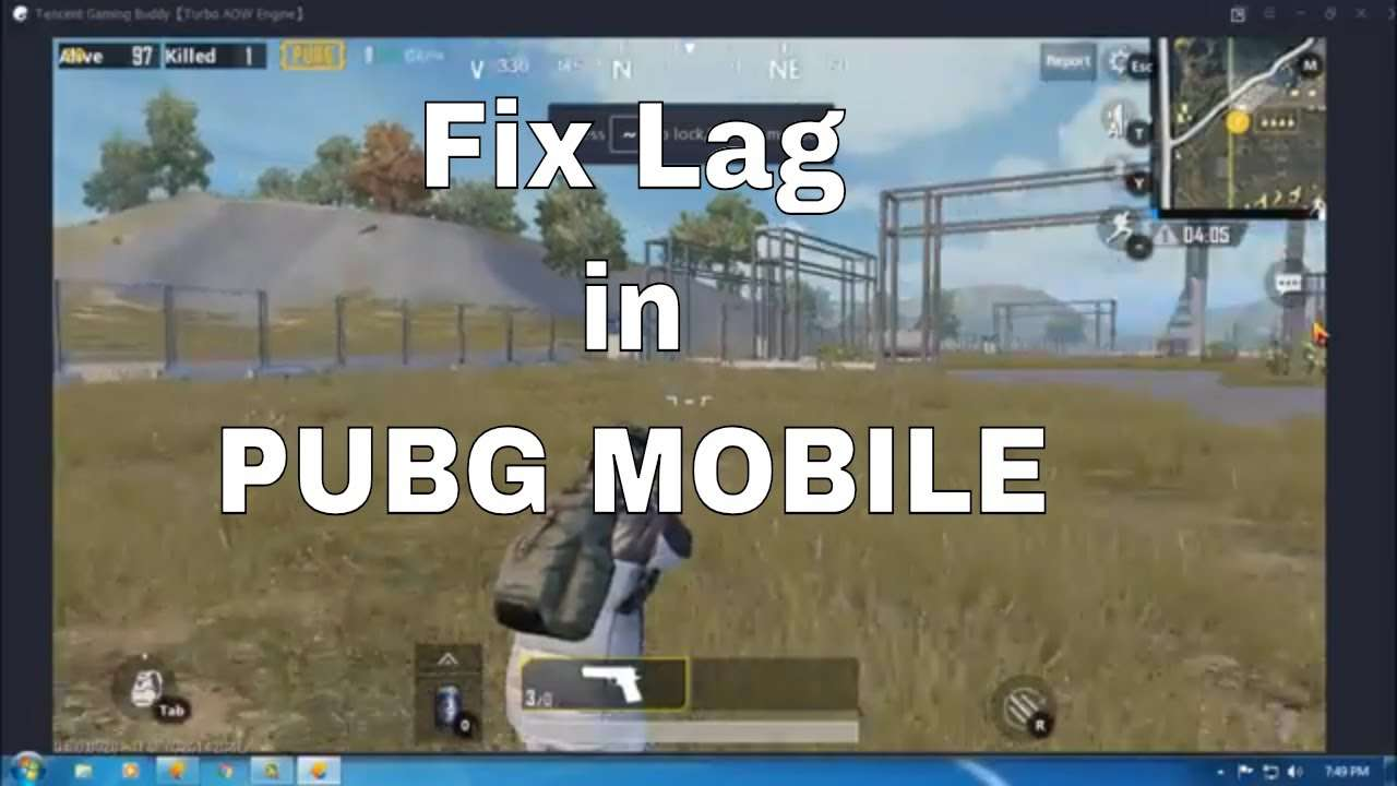 How To Play Pubg Mobile On Pc Without Lag - Using Android OS
