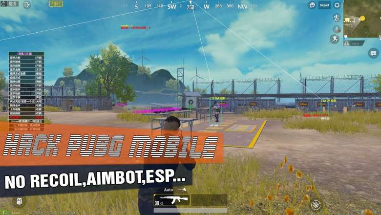 PUBG Mobile Hack 2019 - How People Use Aimbot, Wallhack And Other