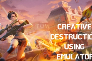 Creative Destruction Mobile on PC