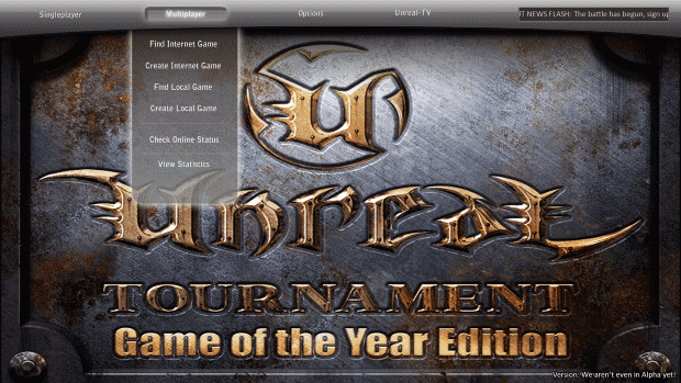 Unreal Tournament : Released Date, PC Configuration, Game Cheats