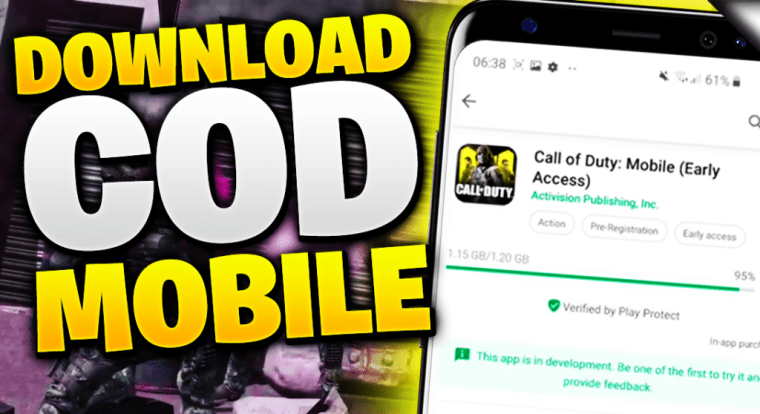cod mobile beta android download