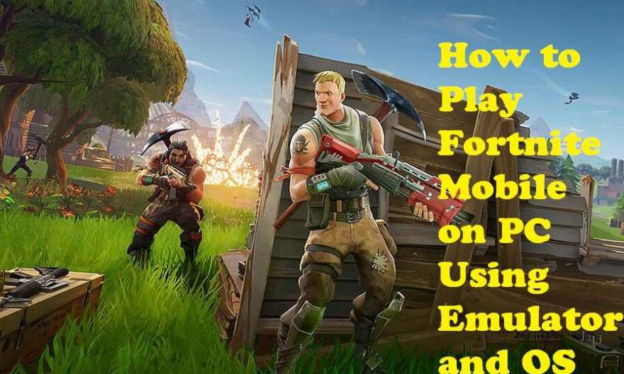 fortnite mobile free download for pc