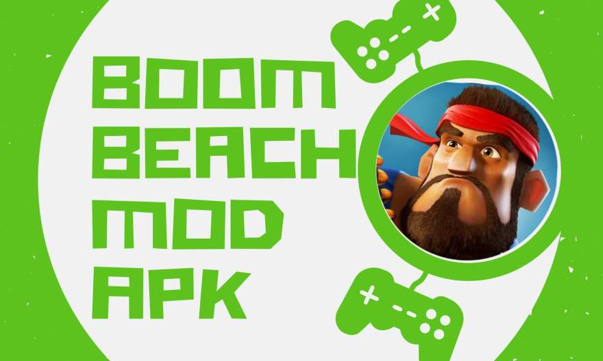Boom Beach Mod APK For IOS And Android– Unlimited Diamond And Coin