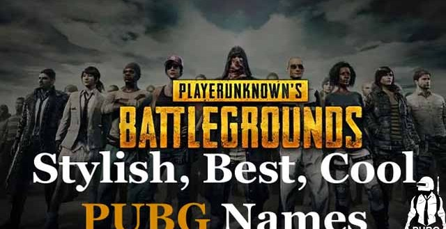 Pubg game player stylish and unique name for boy & girl list in 2021