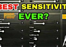 Best sensitivity for pubg mobile no recoil without gyroscope 2 finger emulator for android 2021