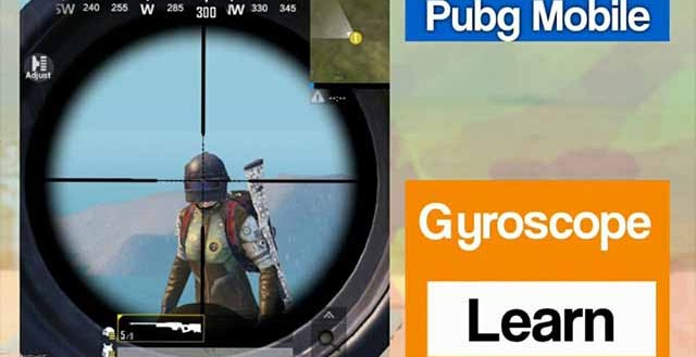 Disadvantages of Gyroscope in Pubg Mobile