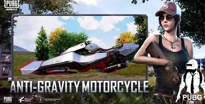 PUBG Mobile 1.5 Beta Update New feature Upcoming Anti Gravity Motorcycle & more