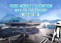 Latest PUBG Mobile Update 1.5 APK download link for global