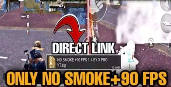 No Smoke Only Config File in Pubg Mobile 1.5, No Ban 100% safe