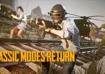 PUBG Mobile Reunion: Classic modes, Vikendi Map Back