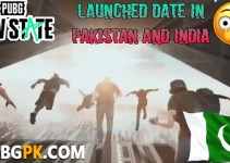 PUBG New State Release Date In Pakistan