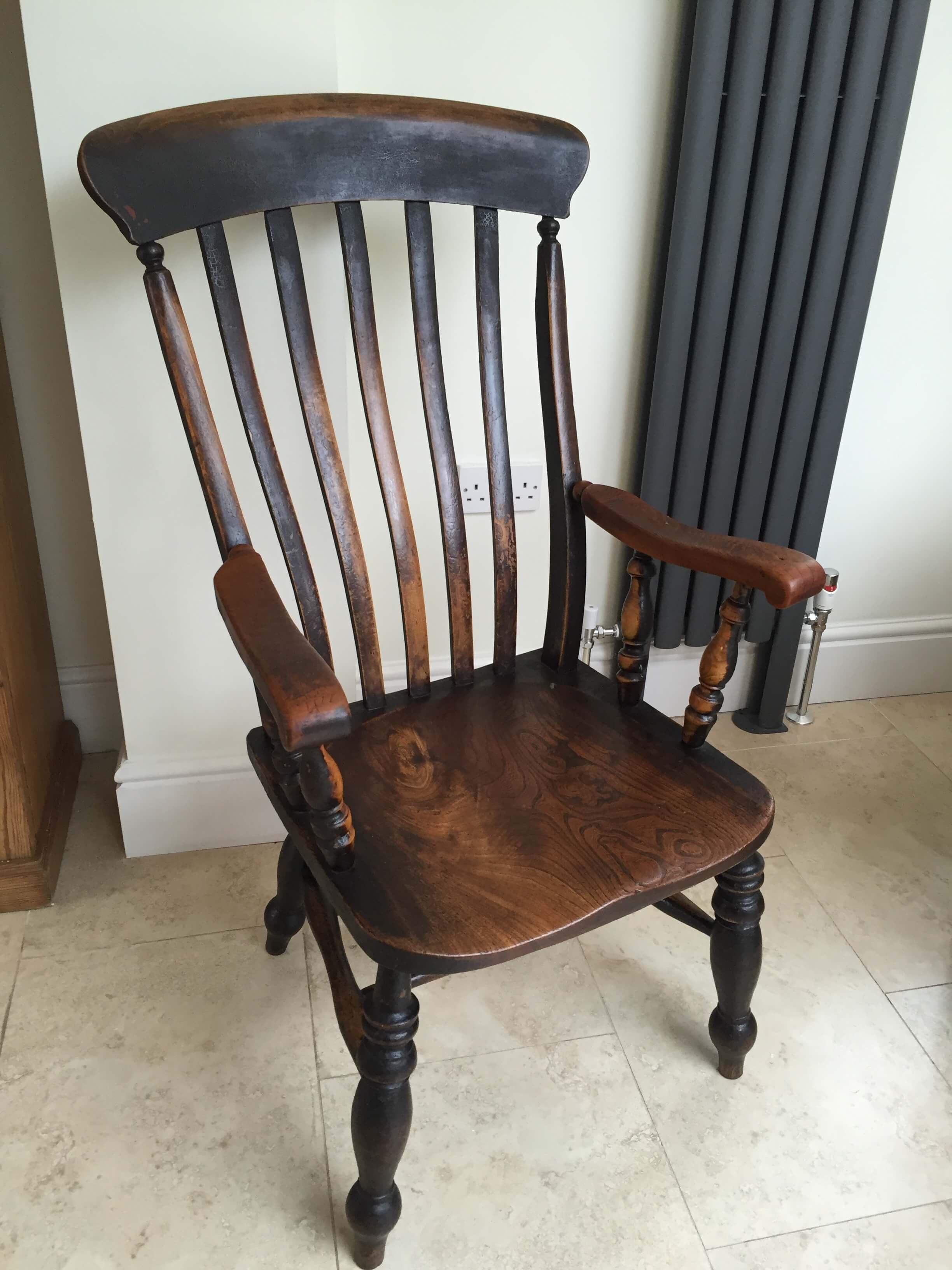windsor chair kits orange rocking cushions back original pub kit