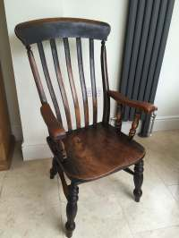 Windsor Back Chair Original - Pub Kit