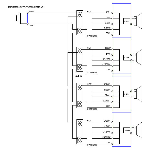 Audio System Wiring Audio System Capacitor Wiring Diagram