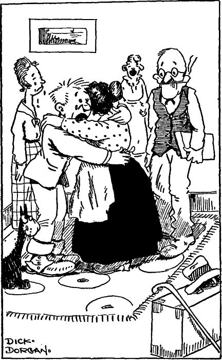 Public Domain images cartoon welcome home we missed you